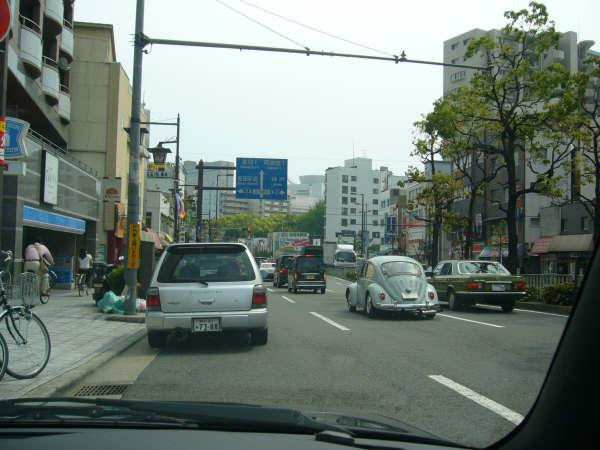 福島駅(なにわ筋)