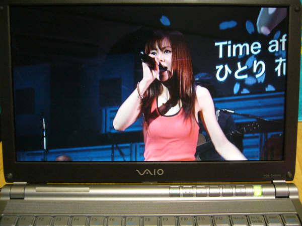 麻衣ちゃんのライブDVD