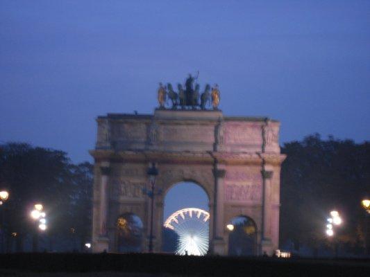 Petit arc de Triomphe
