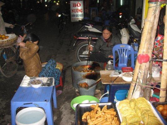 Restauran de rue