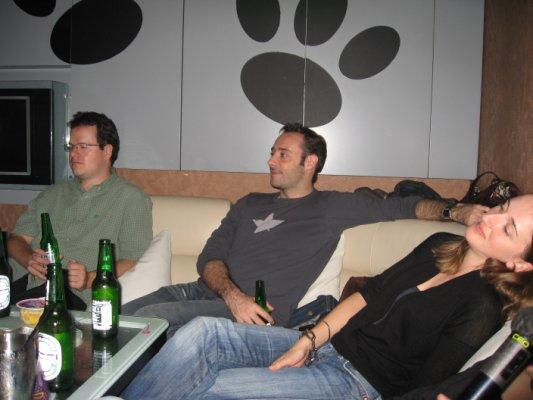 Benoit, Davy et Adelaide