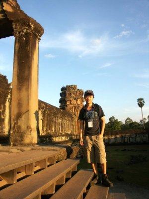 逛悠柬埔寨(三)吴哥窟 - lhapple403 - lhapple403的博客