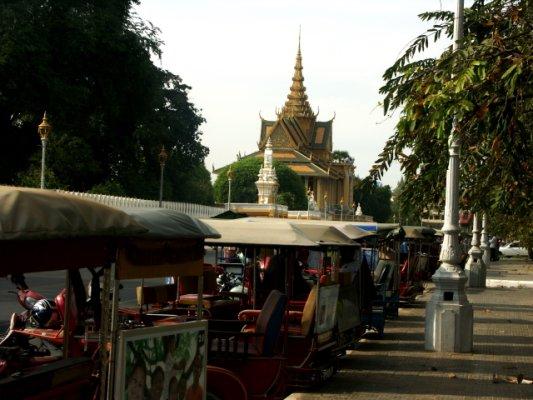 逛悠柬埔寨(一)金边 - lhapple403 - lhapple403的博客